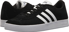 adidas Unisex-Kids VL Court  Core Black/White/Core Black