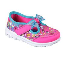 Skechers Gowalk Bow-Moji Girls Sneakers Multi