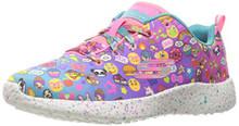 Skechers Kids Burst Ellipse Sneaker, Multi