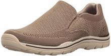 Skechers USA Men's Expected Gomel Slip-on Loafer,Taupe