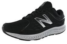 New Balance Men's M420V3 Running Shoe, Black/Thunder/Silver Mink, 11 4E US