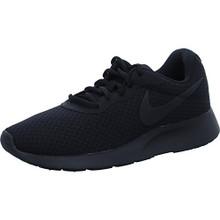 NIKE Men's Tanjun Shoe Black/Anthracite Size 11.5 M US