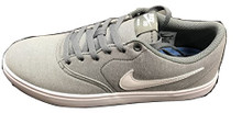 NIKE SB Mens Check Solar Canvas Sneakers (11.5 D US)