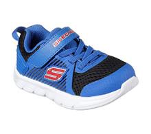 Skecher Comfy Flex Hyper Stride Infant Toddler Sneaker Slip On Shoes