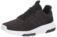 adidas Men's CF Racer TR Hiking Shoes, Utility Black/Black/White