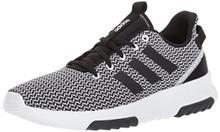 adidas Men's CF Racer TR Hiking Shoes, White/Black/White