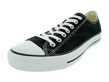 Converse Unisex Chuck Taylor All Star Low Top Black Sneakers Women /Men