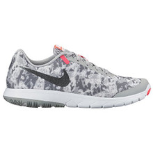 New Nike Women's Flex Experience RN 6 Premium Running Shoe Grey/Pink