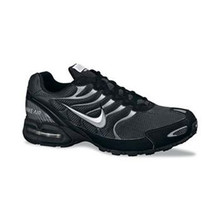 Nike Mens Air Max Torch 4 Running Shoes (14, Anthracite/Metallic Silver/Black)