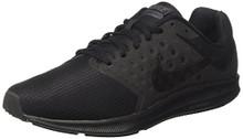 NIKE Men's Downshifter 7 Running Shoes Black/Metallic Hematite/Anthracite