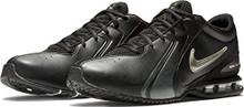 NIKE Men's Reax TR III SL Cross Trainer Black/Newsprint/Mtllc Silver)