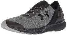 Under Armour Charged Escape Running Shoe - SS18-10 - Black