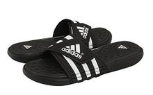 adidas Adissage Sc Black/White Sandals Na 12