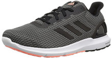 adidas Women's Cosmic 2 Sl w Running Shoe, Easy Coral/Black/Sun Glow, 10 Medium US