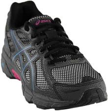 ASICS GEL-Venturer 6 Black/Island Blue/Pink Women's Running Shoes