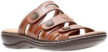 CLARKS Leisa Lakia Women's Sandal 9 B(M) US Dark Tan