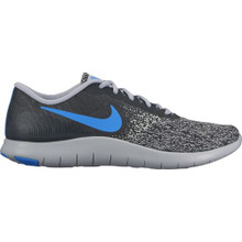 NIKE Mens Flex Contact, Anthracite/Photo Blue-Wolf Grey, 8.5
