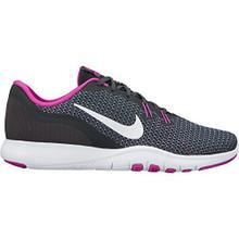 Nike Women's Flex TR 7 Training Shoe Anthracite/White-Dark Grey-Hyper Violet 7.5