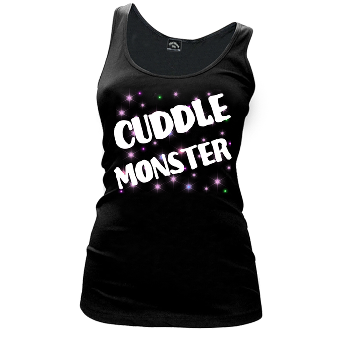 Women's Cuddle Monster - TANK TOP