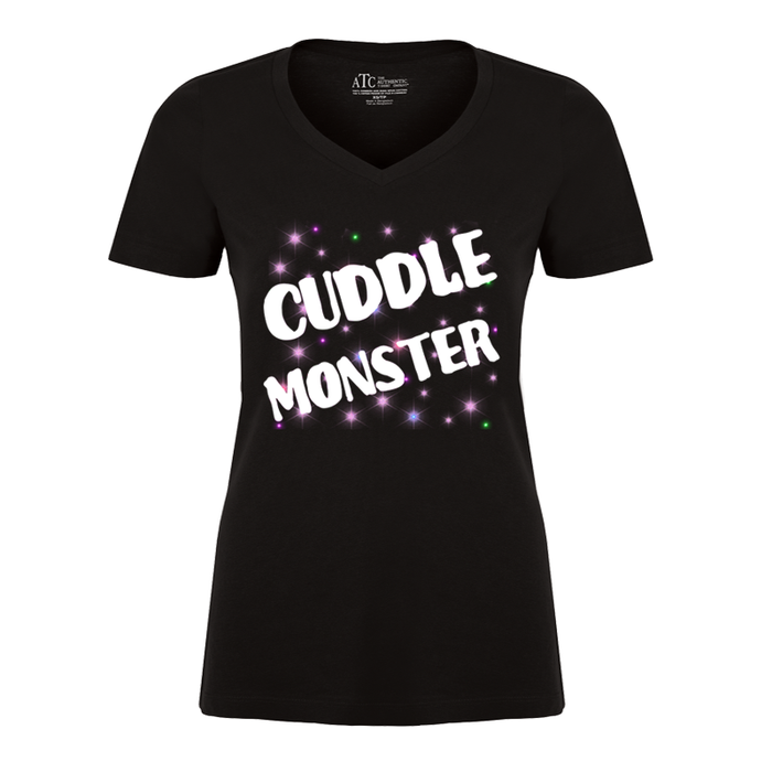 Women's Cuddle Monster - TSHIRT