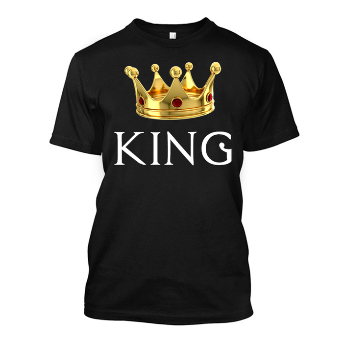 Men's KING -TSHIRT