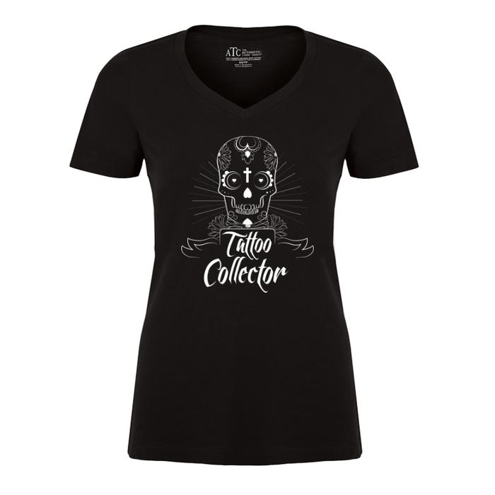 Women's Tattoo Collector - TSHIRT