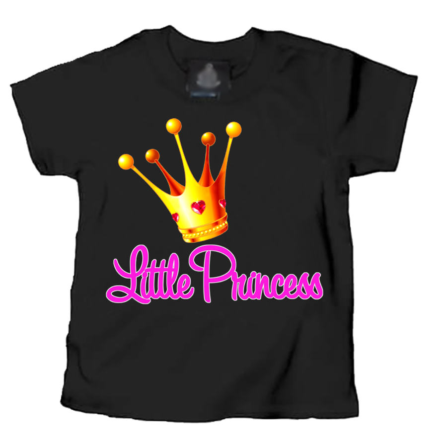 Kids LITTLE PRINCESS - TSHIRT