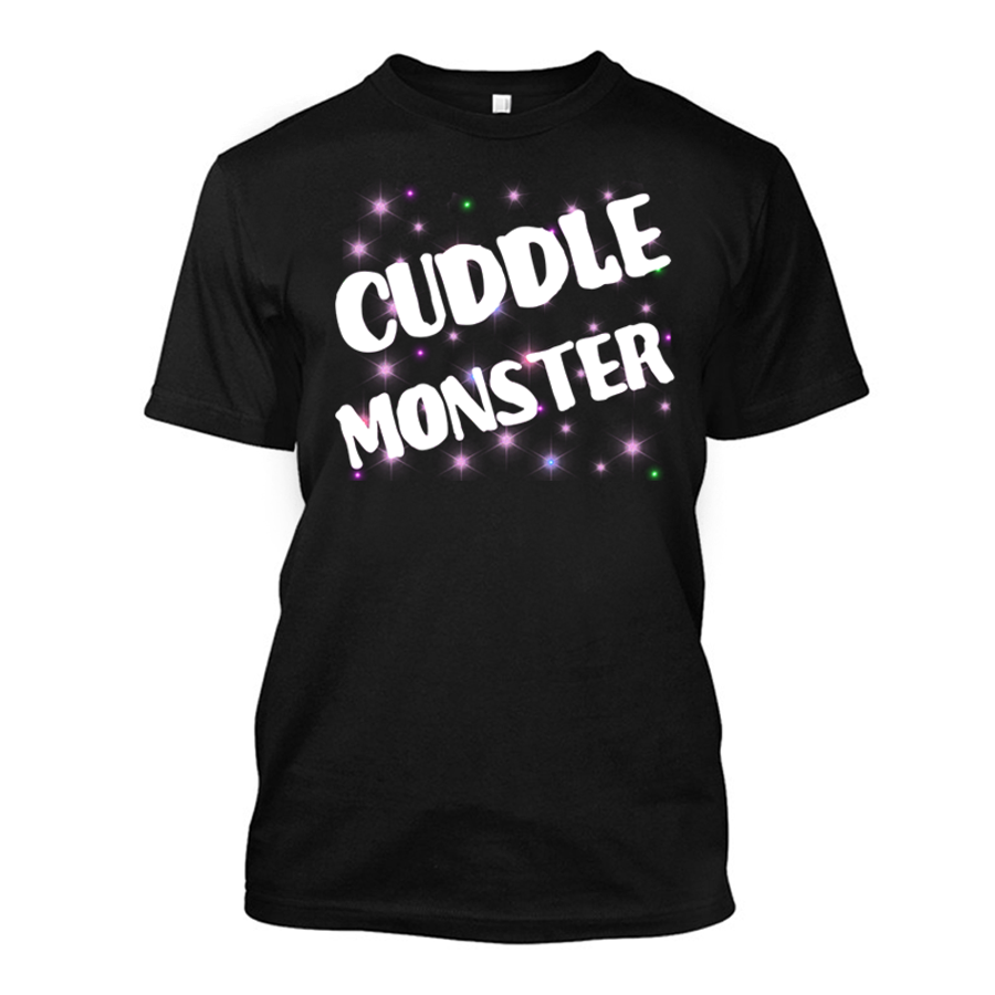Men's Cuddle Monster - TSHIRT