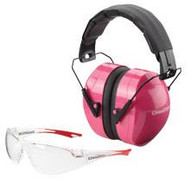 Champion Eyes & Ears Combo - Pink - 076683406248