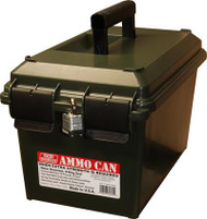MTM Case-Gard AC11 Ammo Can - Forest Green - 026057360324