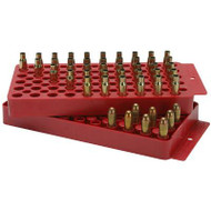 MTM Case-Gard Universal Reloading Tray - Red - 026057360614