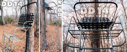 Family Traditions Treestands Dd14 Ladder Stand Dance S