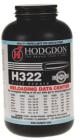 Hodgdon H322 Powder - 1 lb - 039288500247