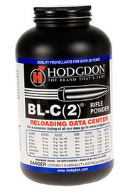 Hodgdon BL-C(2) Powder - 1 lb - 039288500292