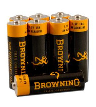 Browning Trail Cameras AA Alkaline Batteries - 853149004077