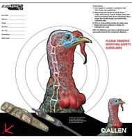 Allen EZ Aim Turkey Target - 6 Pack - 026509022145