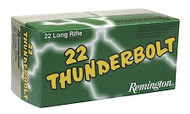 Remington Thunderbolt 22 LR - 40 Grain RN - 500 Rounds - 047700481906