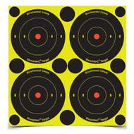 """Birchwood Casey Shoot N-C 3"""" Bull's-eye Targets - 029057343151"""