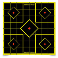 "Birchwood Casey Shoot N-C 8"" Sight-In Targets - 029057341058"