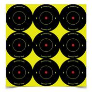 """Birchwood Casey Shoot N-C 2"""" Bull's-eye Targets - 029057342109"""