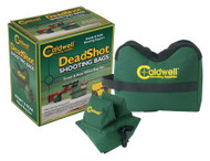 Caldwell DeadShot Front & Rear Combo Shooting Bag Rests - 661120393337
