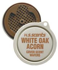 Hunter Specialties Primetime White Oak Acorn Scent Wafers 3 Per Pack - 021291010103