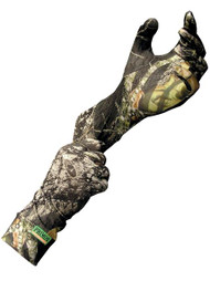 Primos Stretch Fit Gloves - Realtree APG HD - 010135066758