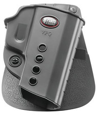 Fobus Evolution 2 Series Paddle Holster for H&K VP9, VP40; Walther PPQ 9mm, .40, PPQ M2 Black Right Hand - 676315007197