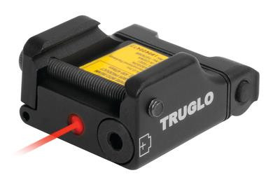 TRUGLO Micro-Tac Tactical Micro-Laser Red - 788130019160
