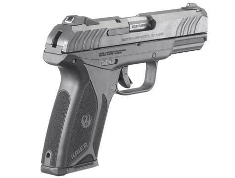 Ruger Security-9 9mm - Black - 15 Round - 736676038107