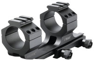 Burris Proper Eye Position Ready (P.E.P.R.) Scope Mount for One Inch Tube Combat Ready Riflescopes Matte Black - 000381103420