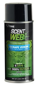 HME Scent Web Scrape Venom Aerosol Spray Scent Deer 5 oz - 755234100711