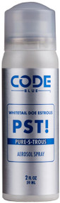 Code Blue OA1126 Whitetail Aerosol Spray Scent Deer 2 fl oz - 707114011594