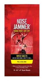 Nose Jammer Dryer Sheets - 851651003168